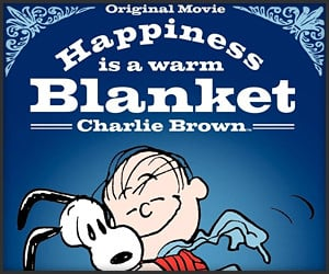 Happiness is a Warm Blanket