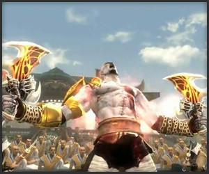 Mortal Kombat x Kratos