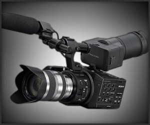 Sony NXCAM Pro Camcorder