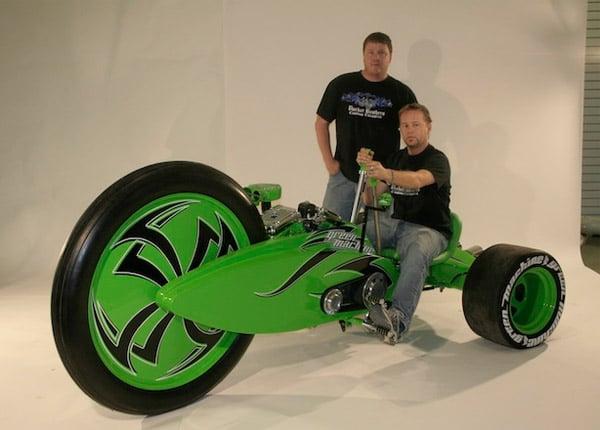 Adult-Size Green Machine