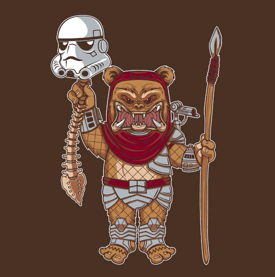 PredEwok T-Shirt