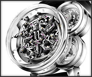 Harry Winston Opus Eleven