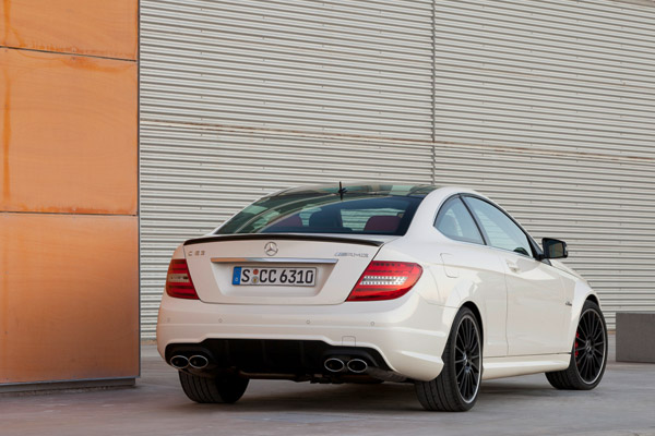 2012 C63 AMG Coupe