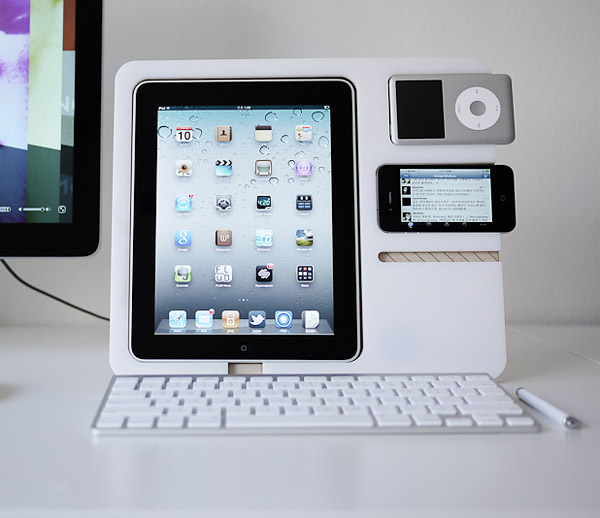 Polyply iDevice Stand