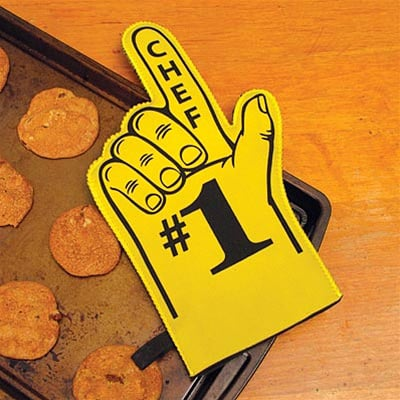 No.1 Chef Oven Mitt