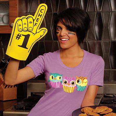 No.1 Chef Oven Mitt