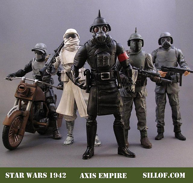 Star Wars 1942