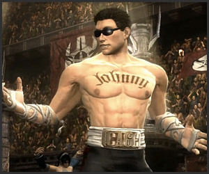 Mortal Kombat: Johnny Cage