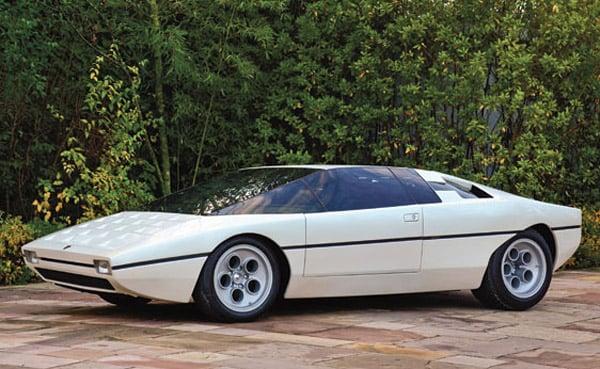 Bertone Concept Car Auction
