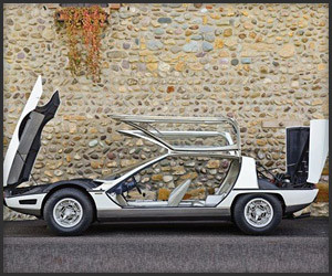 Bertone Concept Car Auction