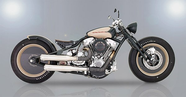 Billy Bob Motorcycle