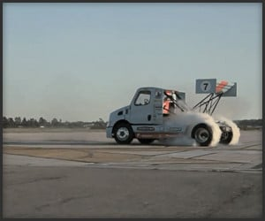 Big Rig Drifting 2