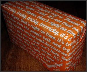 Rapping Paper