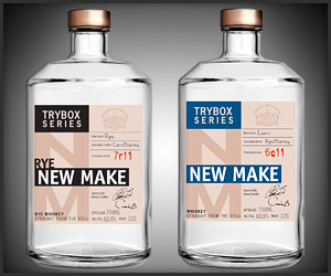 Trybox New Make Whisky & Rye