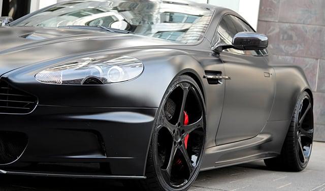 Aston Martin DBS Superior Black