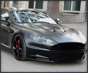 Aston Martin DBS Superior Black