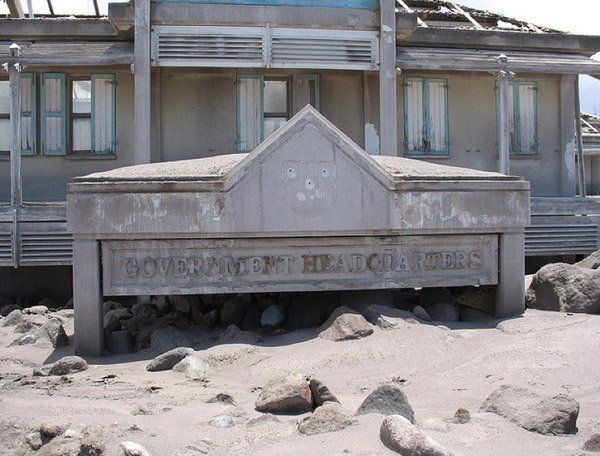 Plymouth, Buried