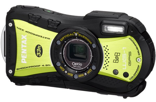 Pentax Optio WG-1