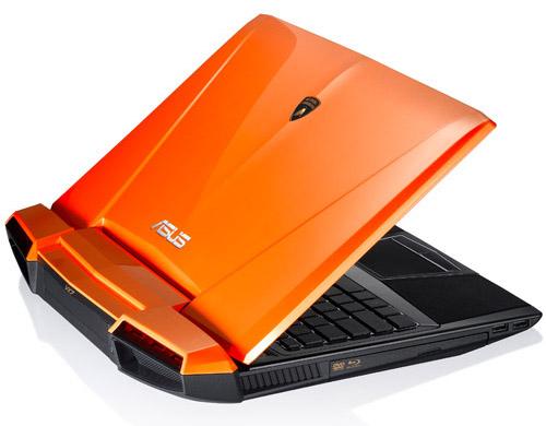 ASUS Lamborghini VX7 Notebook