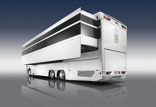 Ketterer continental motorhome the awesomer for Mercedes benz luxury rv