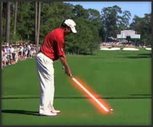 Lightsaber Golf