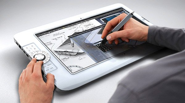 m • pad Tablet PC Concept