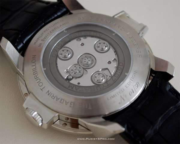 Gagarin Flying Tourbillon Watch