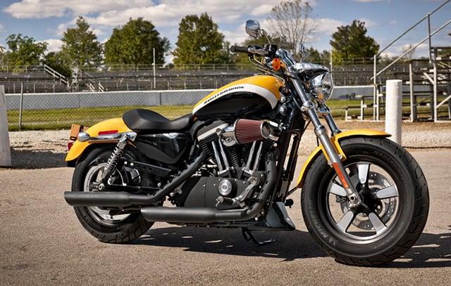 Harley Davidson Bike Builder
