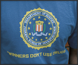 Winners Don't Use Drugs Tee