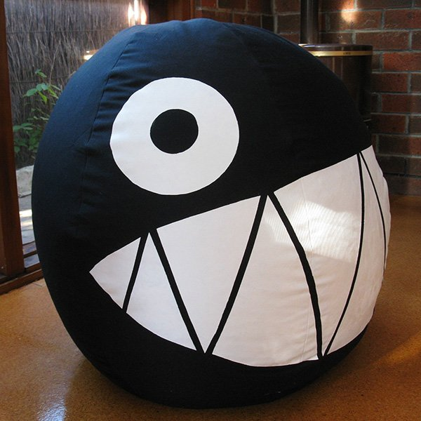 Mega Chain Chomp Chair The Awesomer