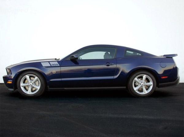 2012 SMS 302 Mustangs