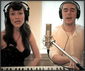 Karmin Look at Me Now Cover