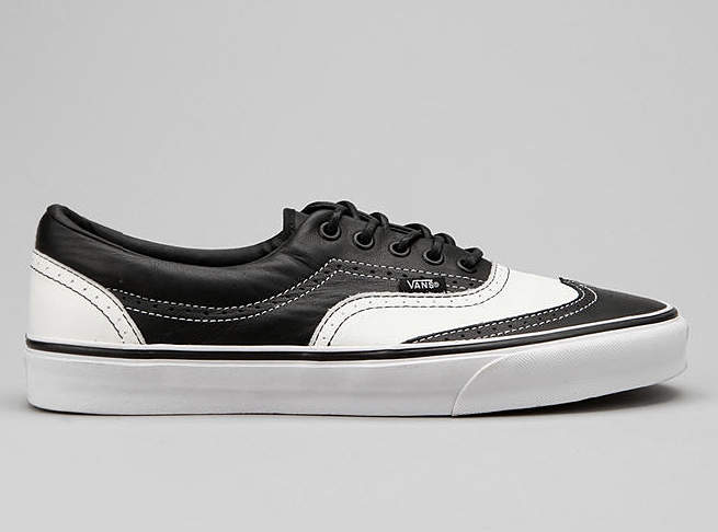Vans Leather Era Wingtip