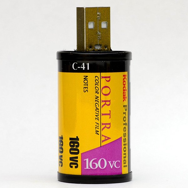 35mm Film Flash Drive