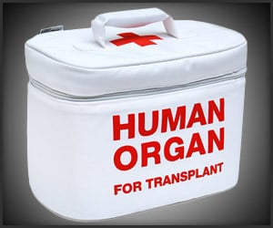 Organ Donor Lunchbox