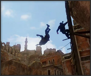 Uncharted 3: Multiplayer