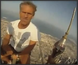 Atop the World's Tallest Building