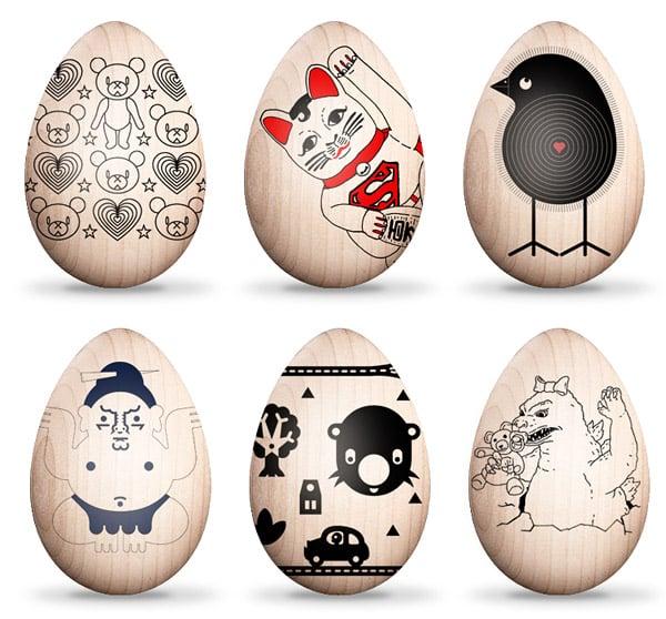 Eastern Eggs