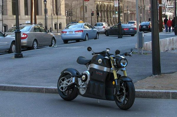 Sora Electric Motorcycle Pop Out