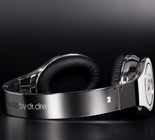 Beats Chrome Headphones