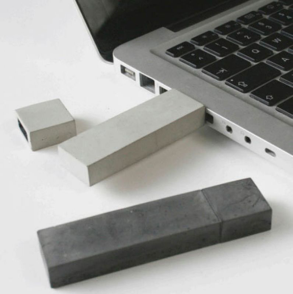 Kix Berlin Concrete USB Drives