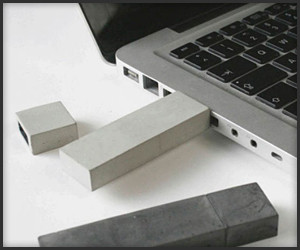 Kix Berlin Concrete USB Drives