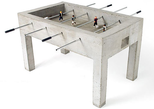 Street Soccer Foosball Table