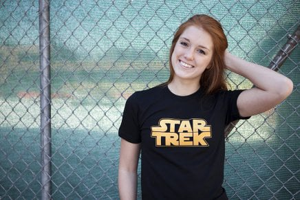 Trek Wars T-Shirt