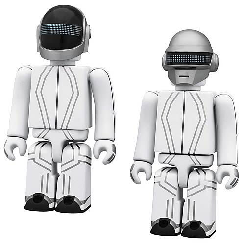 TRON Legacy Daft Punk Kubrick