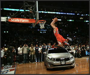 Blake Griffin 2011 Dunks