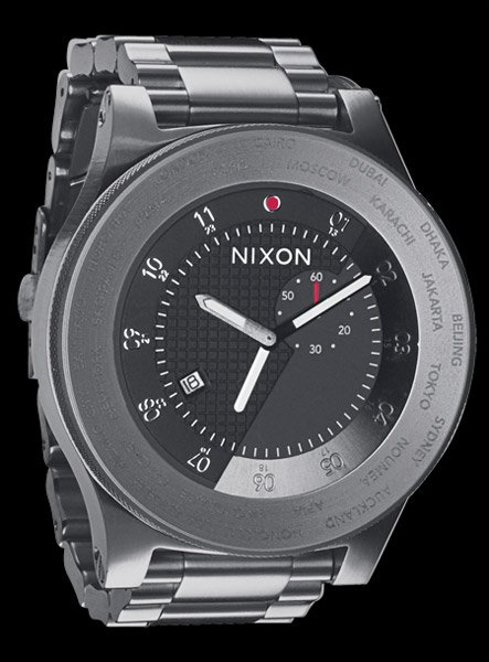 Nixon Passport Watch