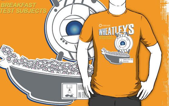 Wheatley's T-Shirt