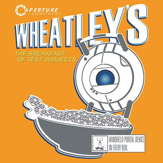 Wheatley's T-Shirt