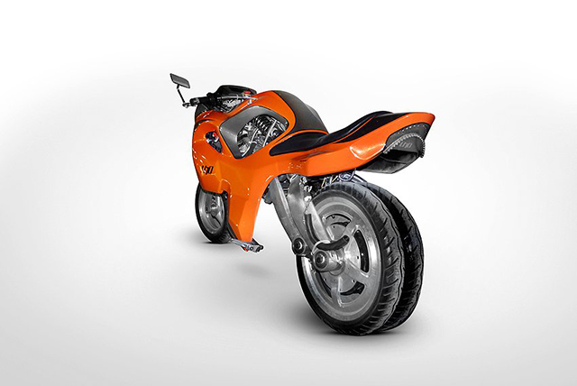 UNO III Electric Streetbike